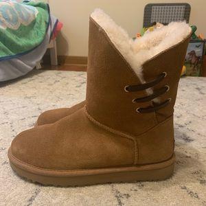 UGG Constantine Boots in chestnut brown